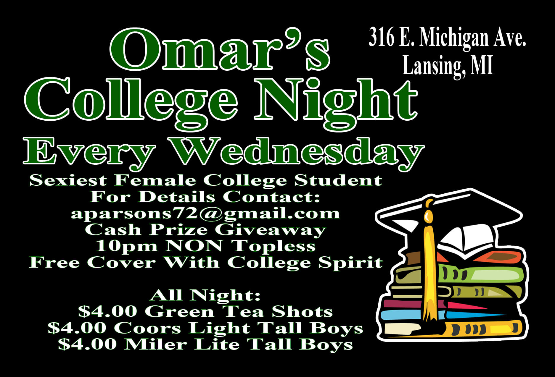 Omar's College Night